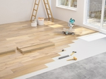 Bodenbelagsarbeiten, Laminat, PVC, Vinyl, Teppich